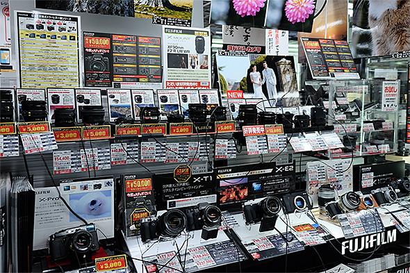 ヨドバシカメラ カメラ総合館1階