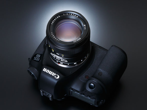 CREATOR 85mm f2.0