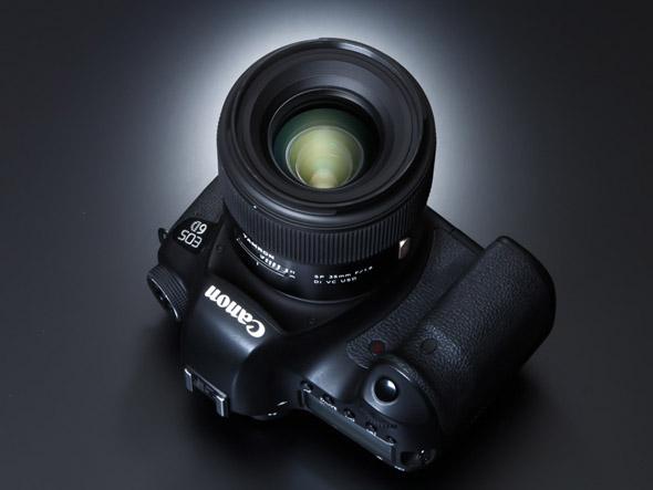 SP 35mm F/1.8 Di VC USD