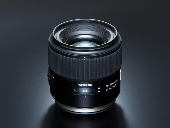 SP 35mm F/1.8 Di VC USD