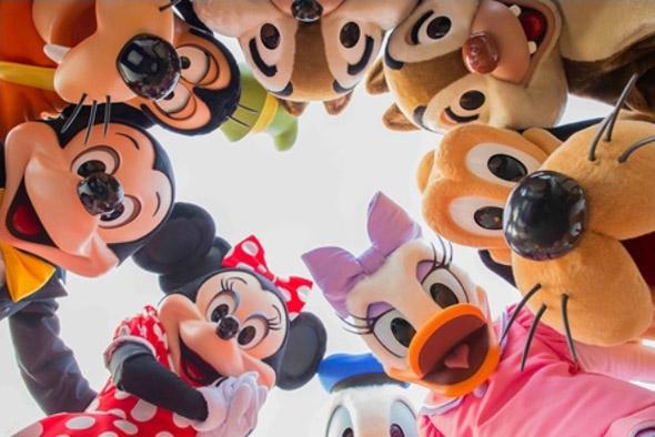 """東京ディズニーリゾート・フォトグラフィープロジェクト「イマジニング・ザ・マジック」写真展""""夢と魔法の瞬間"""""""