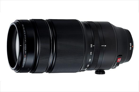 XF100-400mmF4.5-5.6 R LM OIS WR