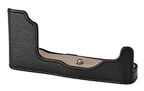 PEN-F用本革ボディージャケット