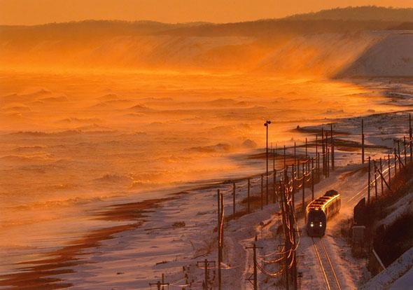 榎本 淳「Train Hokkaido」鉄道風景写真展