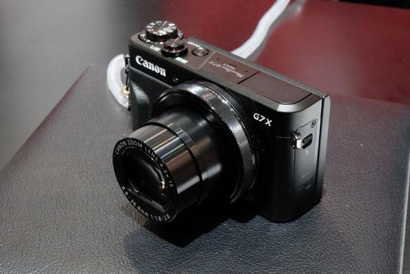 PowerShot G7 X Mark II