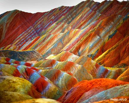 コニカミノルタプラザ特別企画展「虹色の絶景」