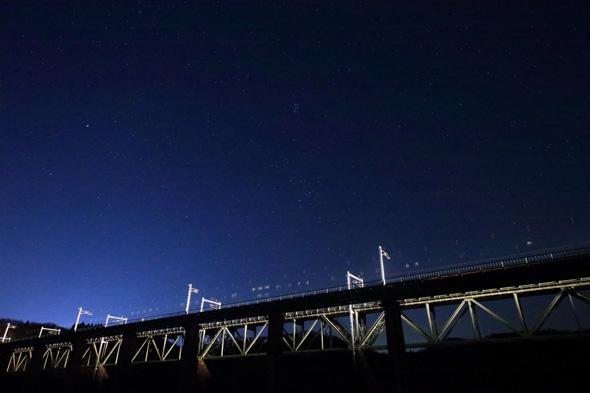 持田 昭俊 写真展「星空列車 〜輝きの瞬間〜」