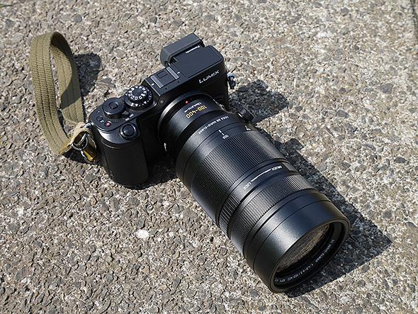 LEICA DG VARIO-ELMAR 100-400mm / F4.0-6.3 ASPH. / POWER O.I.S.