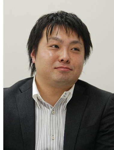 設楽悠介氏