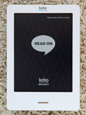 Kobo Touch正面