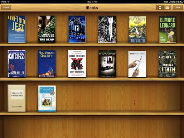 大手出版社、iBooks経由で購入 ...
