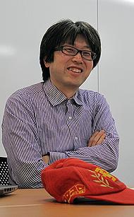 太田出版ディレクターの林和弘さん