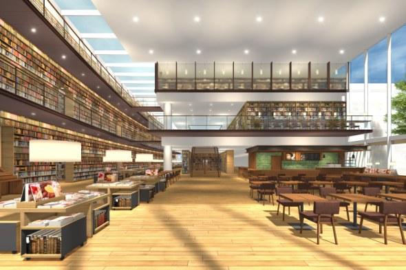 新図書館イメージ図