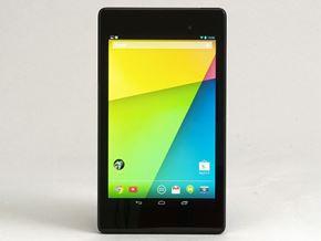 Nexus 7(2013)正面