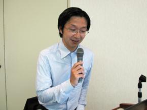 データセクション株式会社 取締役会長 橋本大也氏