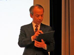 法政大学 情報メディア教育研究センター 教授 常盤祐司氏