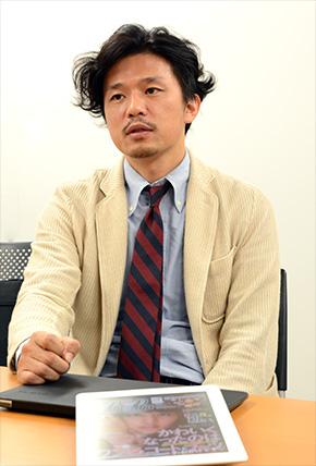 小沢清人さん
