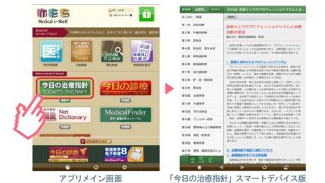 『今日の治療指針』スマートデバイス版