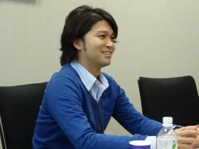 コミックスマート取締役・上河原圭二氏