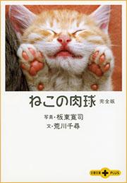 『ねこの肉球 完全版』(C)板東寛司/文芸春秋