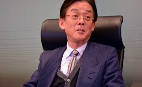 東京書籍 ICT事業本部 事業開発部部長の長谷部直人氏