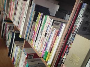 ミソノさんの本棚