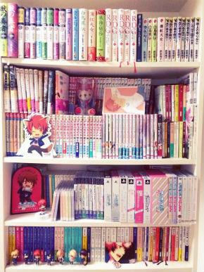 サヤさんの本棚