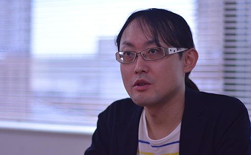 作家・清涼院流水氏