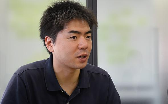 giftee代表取締役 太田睦氏
