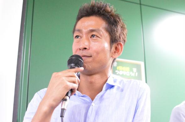 ピースオブケイク代表取締役CEO・加藤貞顕氏