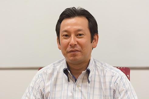 浅井秀樹部長