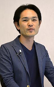 メディアドゥ取締役事業統括本部長の溝口敦氏
