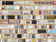 5000冊の電子書籍を背表紙表示で並べた画像が話題に