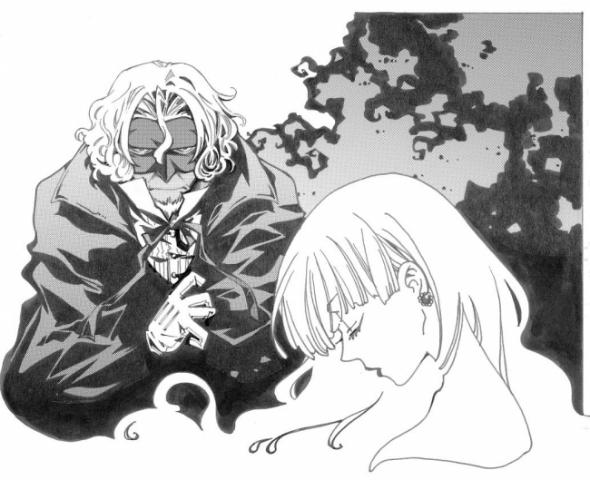 『Elysion〜楽園幻想物語組曲〜』のイラスト 2