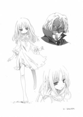 『Elysion〜楽園幻想物語組曲〜』のイラスト 3