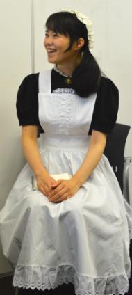 司書メイド・ミソノさん