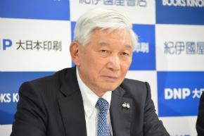代表取締役社長に就任する高井昌史氏