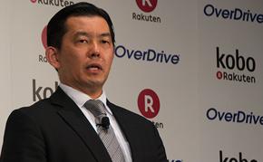 楽天常務執行役員、Kobo CEOの相木孝仁氏