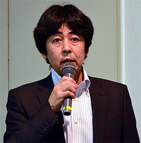 日本電子図書館サービスの山口貴代表取締役社長
