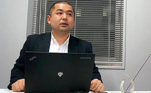 トキワ荘プロジェクト代表の菊池健氏