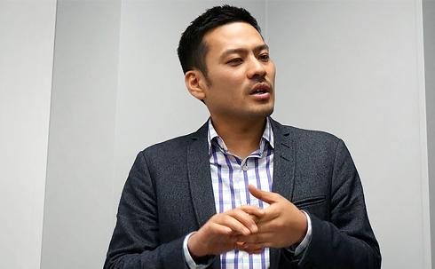 アマゾン ジャパン Kindleダイレクト・パブリッシング担当部長の小菅祥之氏