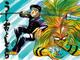 今夏アニメ放送の『うしおととら』、「MangaONE」で原作を全話無料配信中