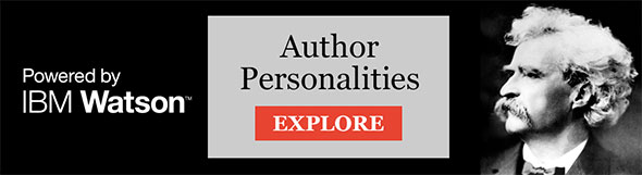 Authors Personalities