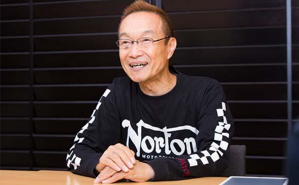 神谷 明さん
