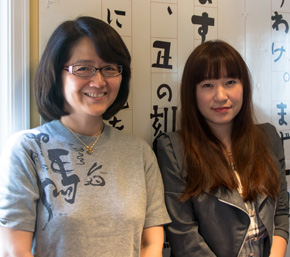 インタビューを行ったボイジャーにて代表取締役社長の鎌田純子さんと
