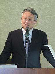 大型企画への書店の取組みに深謝した小野寺社長