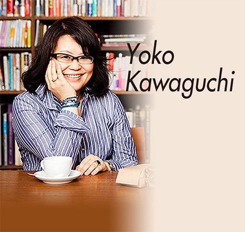 川口葉子さん