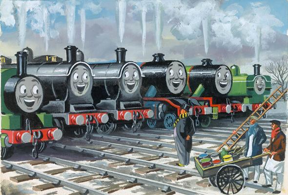 ジョン・T・ケニー「みんなのだいひょう」1960年 (c)2015 Gullane(Thomas)Limited.