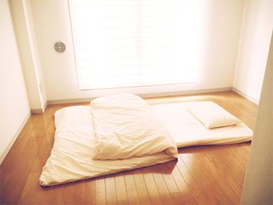 佐々木さんの部屋の写真