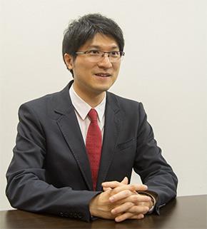 オトバンク代表取締役会長の上田渉氏